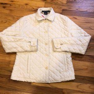 Ralph Lauren light cream jacket